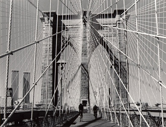 George Forss, black and white silver gelatin print, 1976