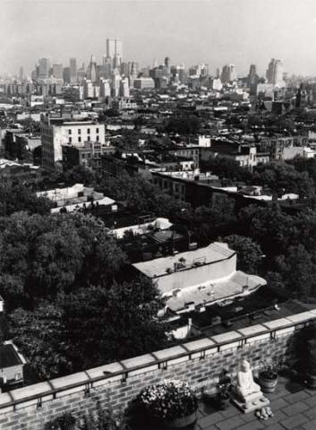 Buddha in Brooklyn, George Forss