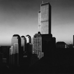 George Forss, black and white silver gelatin print, 1993