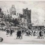 Gifford Beal, Carl Schurz Park