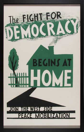 Democracy Begins at Home