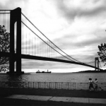 George Forss The Verrazano Along Shore Parkway