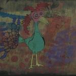 Annie Silverman Perplexed Peacock