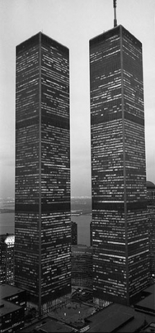 George Forss, The Towers Stand Alone, 1998