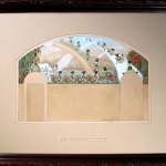 Design for Playhouse Mural, Eleanor Harrington