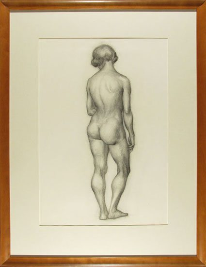 Eleanor Harrington, Nude, 1929