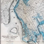 Original High/Low Grounds Gowanus Map 1875
