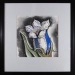 Modernist Flower, Dorothy Joesting