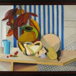 Modernist Still Life, Eleanor Harrington