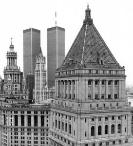 Architectural Cluster II; George Forss; silver gelatin photograph; 1994