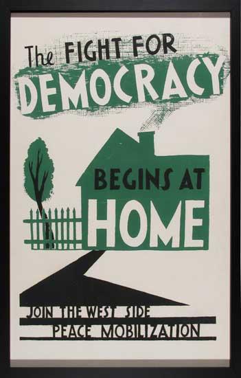 Democracy Begins at Home