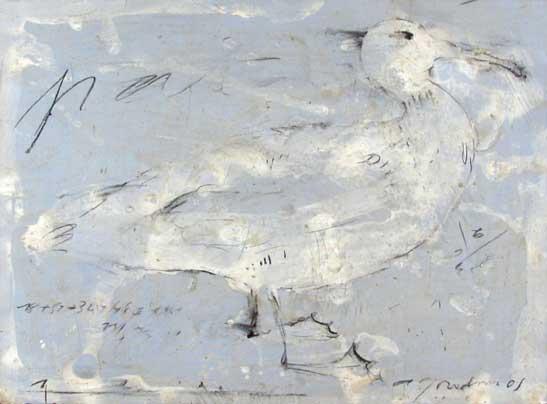 Alexis Gorodine Blue Bird I
