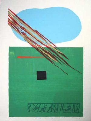 Tadashiro Kumazaki, Wind in Summer