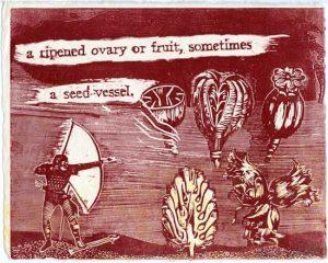 Annie Silverman Sometimes a Seed (terra cotta)