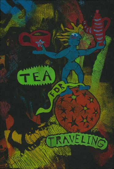 Annie Silverman Tea for Traveling