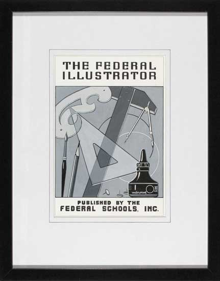The Federal Illustrator
