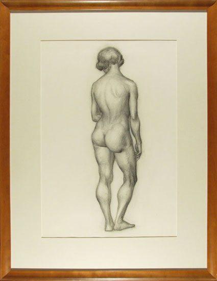 Eleanor Harrington, Nude, 1929