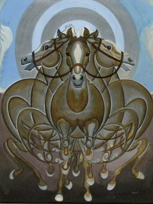 Design for Horses, Eleanor Harrington