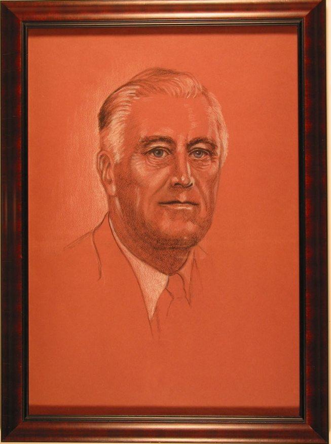 Portrait of FDR