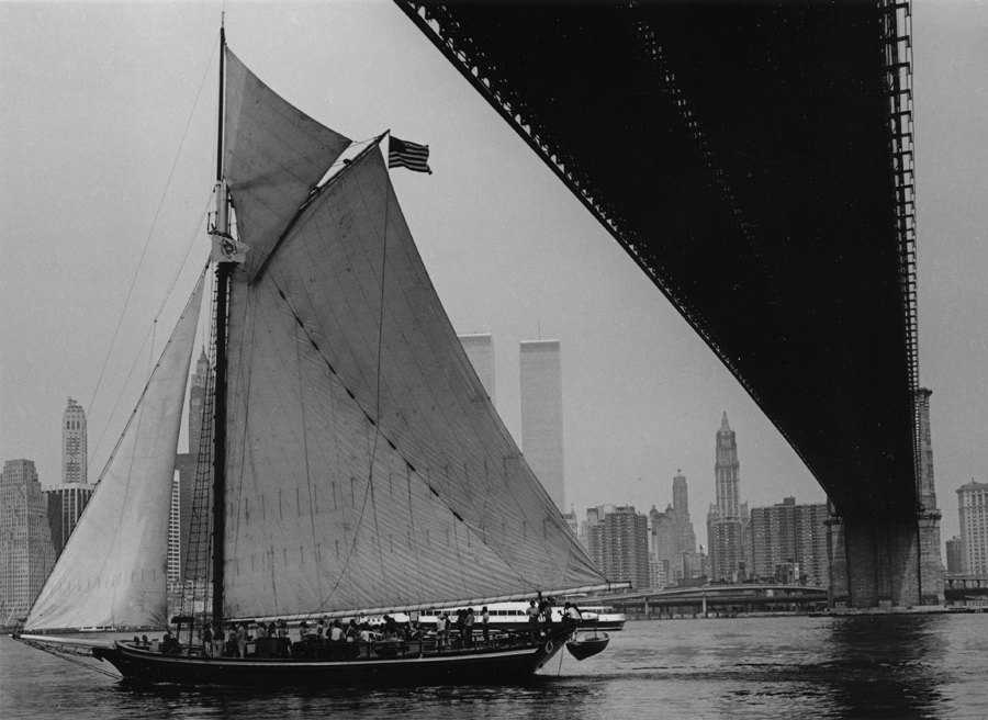 George Forss, Clearwater, Brooklyn Bridge