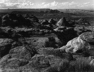 George Forss, Paria Plateau