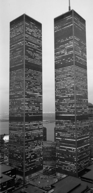 Twin Towers, George Forss