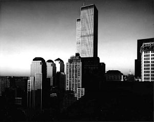 World Trade Center, Twin Towers, George Forss