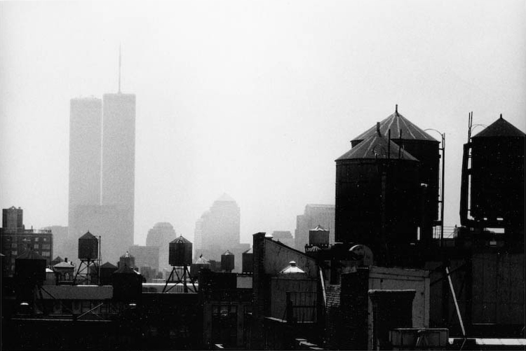 Twin Towers, WTC, George Forss